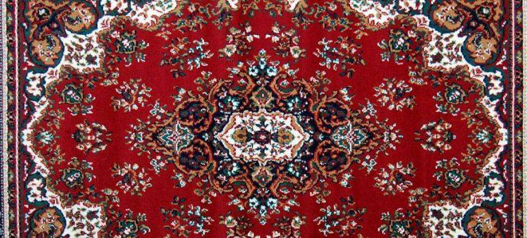 Historia de las alfombras persas