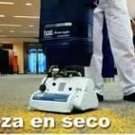 Maquinaria de limpieza profesional de alfombras Host Dry