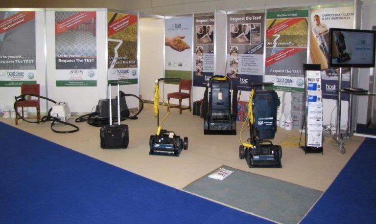 ¿Por qué usar productos y máquinas de Host Dry Spain para nuestras limpiezas profesionales?.