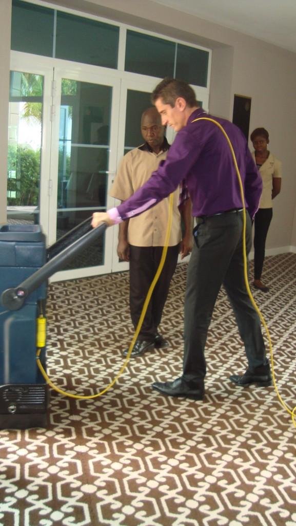 limpieza profesional hoteles