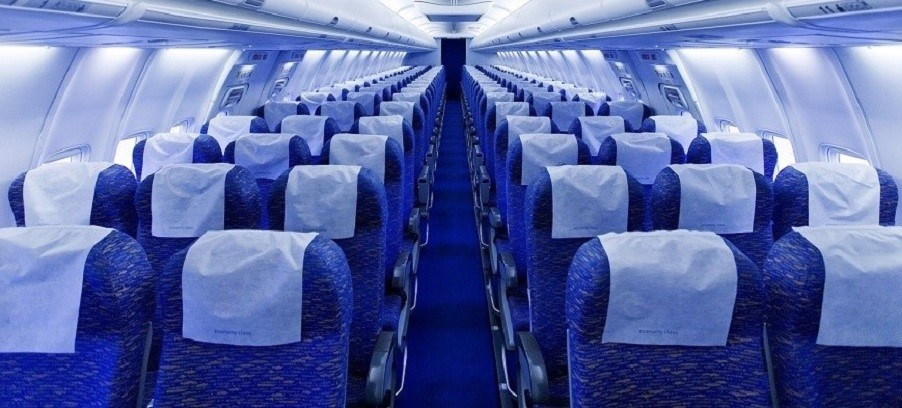 Limpieza de aviones