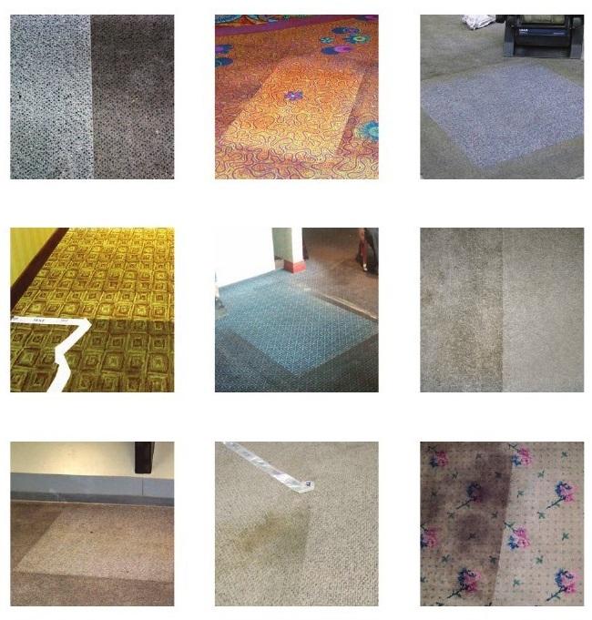 Una m quina de limpieza para todo host limpieza de - Limpiar suelo pizarra ...