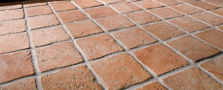 La limpieza de suelos r sticos limpieza de moquetas en - Suelos de ceramica rusticos ...