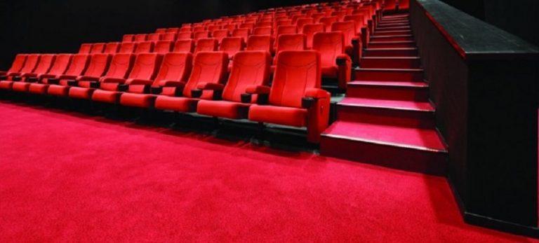 Limpieza de cines y teatros