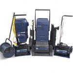 Maquinaría para empresas de limpieza