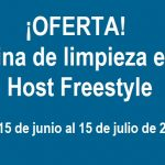¡OFERTA! Máquina de limpieza en seco Host Freestyle