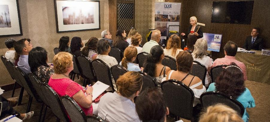 Vídeo presentación del sistema Host® y Aridex® en Madrid