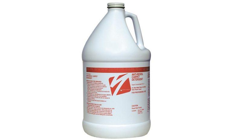 Productos de limpieza Von Schrader en España: ANTI-RESOIL CARPET DETERGENT VON SCHRADER