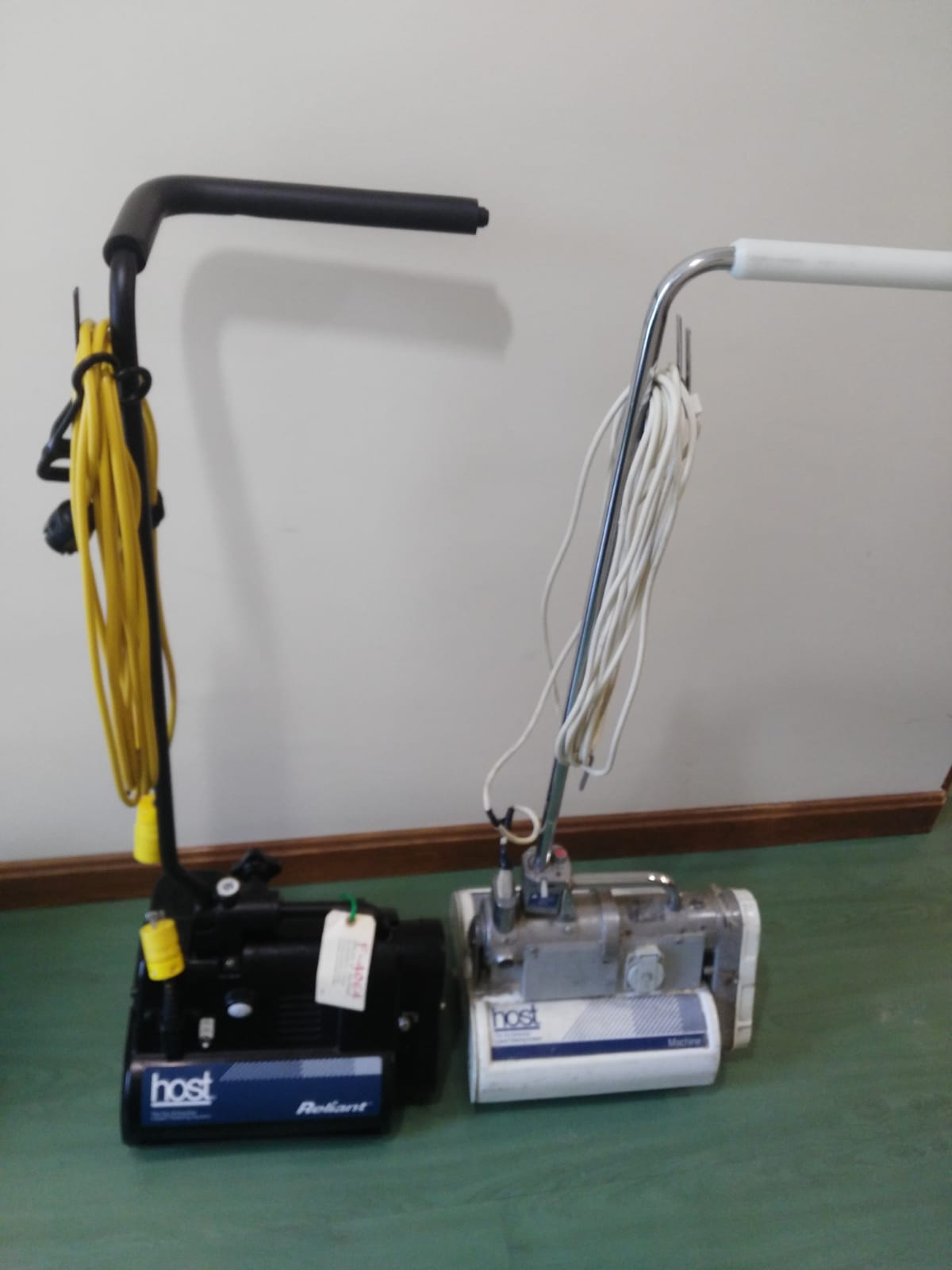 maquinaria limpieza alfombras y moquetas