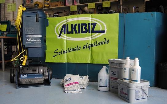 Bienvenida a la empresa Alkibiz