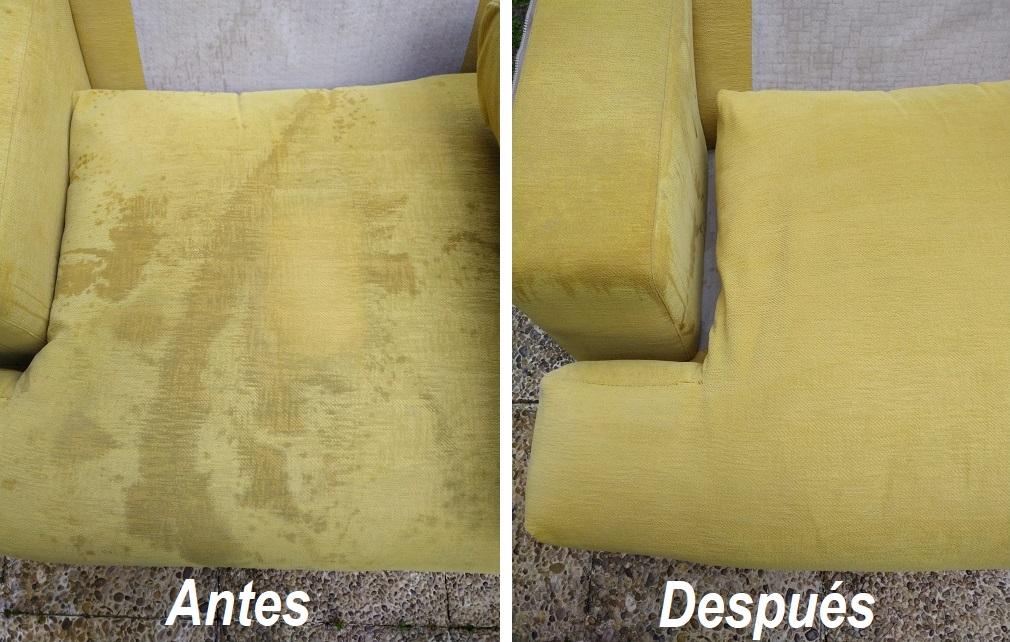 ¿ Con qué frecuencia hay que limpiar las tapicerías ?